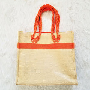 Escada Tote Bag Perfect for Beach Resort Vacation